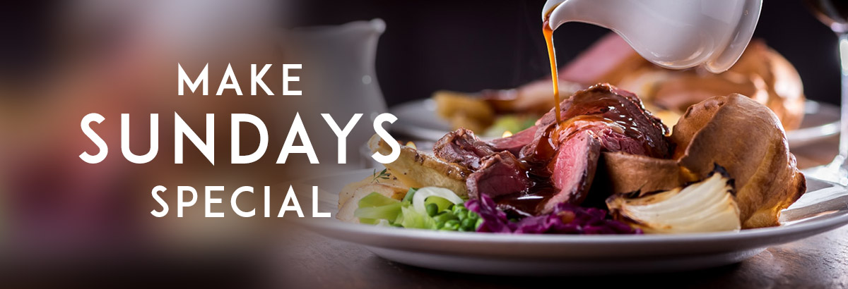 Special Sundays at The Crown & Two Chairmen