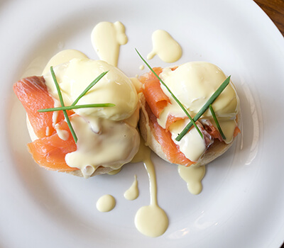 View the Brunch Menu at The Crown & Two Chairmen